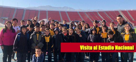 visita estadio