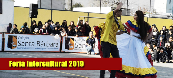 feria intercultural 2019